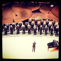 รูปภาพถ่ายที่ Boettcher Concert Hall โดย Alverson S. เมื่อ 7/10/2012