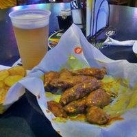 Photo taken at Buffalo Wild Wings by Sean F. on 8/18/2012