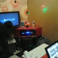 Photo taken at NAV Karaoke Keluarga by Uc on 3/8/2012