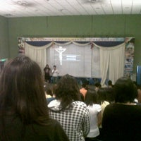 Photo taken at ICATS Auditorium by Felicia F. on 7/17/2012