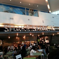 Photo taken at Shake Shack by Raed T. on 8/24/2012