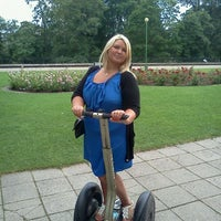 Photo taken at Blue Super Segway by Nataly on 7/31/2012