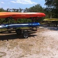 Photo taken at Kayak Nature Adventures by Joe G. on 4/11/2012