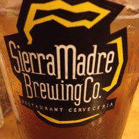 Photo taken at Sierra Madre Brewing Co. Pub by Charlo M. on 5/19/2012