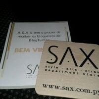 Foto tirada no(a) Bistro S.A.X. por Poli em 3/17/2012