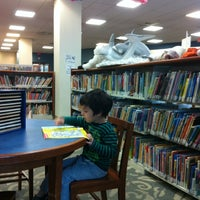 Photo taken at Huntington Public Library by Azie S. on 5/16/2012