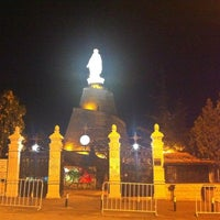 Photo taken at Notre Dame du Liban Harissa by mafia e. on 2/19/2012