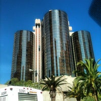 Foto tirada no(a) The Westin Bonaventure Hotel & Suites, Los Angeles por Stephen R. em 8/21/2012
