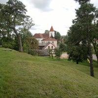 Photo taken at Dižgabalkalns by Māris T. on 4/9/2012
