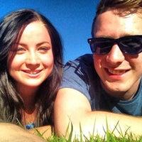 Photo taken at Tredegar Park by Clayton J. on 7/24/2012