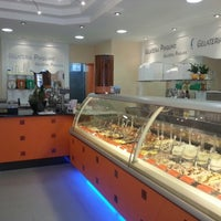 Photo taken at Gelateria Il Pinguino by Cuzzi Q. on 8/2/2012