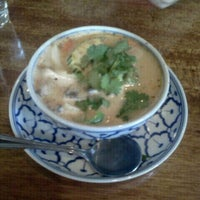 Photo taken at Swing Thai by scifibutterfly on 5/2/2012