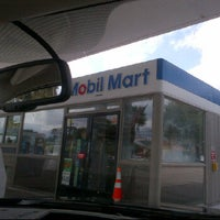 Photo taken at Mobil by Princess F. on 5/20/2012