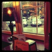 Foto tirada no(a) Круассан-кафе por Elena em 7/10/2012