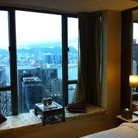 Photo taken at Lan Kwai Fong Hotel 蘭桂坊酒店 by Darren W. on 7/10/2012