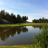 Photo taken at St. Laurence Golf by Jaakko K. on 8/15/2012