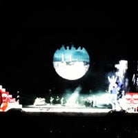 Photo taken at Roger Waters: The Wall by Bobby D. on 7/8/2012
