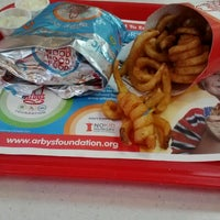 Photo taken at Arby's by Nick H. on 7/12/2012