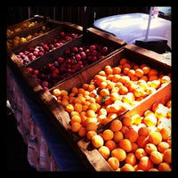 Photo taken at Palo Alto Farmers Market by Yoni R. on 6/23/2012