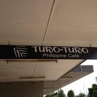 Photo taken at Turo-Turo Philippine Café by Ben O. on 2/5/2012