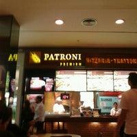 Photo taken at Patroni Premium by Renato d. on 3/28/2012