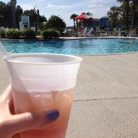 Photo taken at Plantation Inn & Golf Resort by Erin B. on 5/11/2012