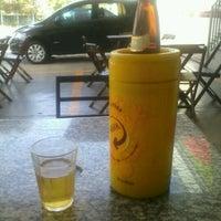 Photo taken at Posto Candango by Luiz V. on 4/15/2012