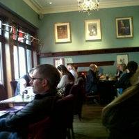 Photo taken at Bewley's Café by Michele M. on 7/13/2012