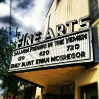 Photo taken at Fine Arts Theatre by Josh W. on 4/23/2012