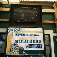 Photo taken at Betty's Bleachers by Adam G. on 9/9/2012