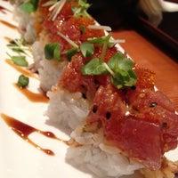 Photo taken at Ocean Blue Sushi Club by Nadir on 7/15/2012