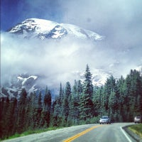 Photo taken at Mount Rainier National Park by Coca on 8/1/2012