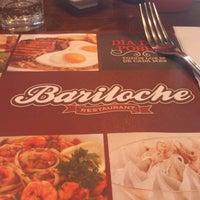 Photo taken at Bariloche Restaurant by Gabriela B. on 7/25/2012