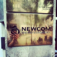 Photo taken at Newcom Amsterdam HQ by Danny O. on 5/29/2012