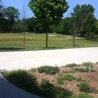 Das Foto wurde bei Atlanta BeltLine Trailhead @ Bobby Jones Golf Course von Kwesi R. am 4/29/2012 aufgenommen