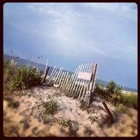 Photo taken at Cedar Beach by Jody F. on 7/7/2012