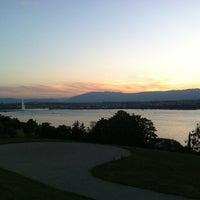 Photo taken at Cologny view by Daniil on 8/28/2012