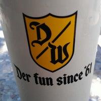 Photo taken at Wienerschnitzel by JJ W. on 7/17/2012