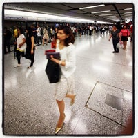 Photo taken at MTR Central Station by AC C. on 6/1/2012