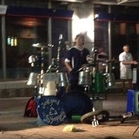 Photo taken at Busker Street Festival by Isabel on 8/3/2012