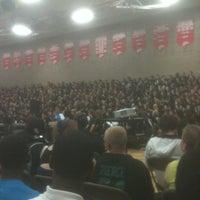 Photo taken at Patrick Henry High School by Patrick S. on 4/26/2012