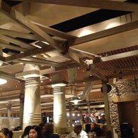Photo taken at MORE The Buffet at Luxor by J C. on 2/12/2012