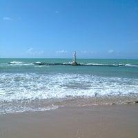 Foto tirada no(a) Praia Mirante da Sereia por Diego F. em 5/14/2012