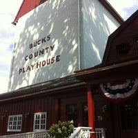 Photo taken at Bucks County Playhouse by Paul B. on 7/31/2012