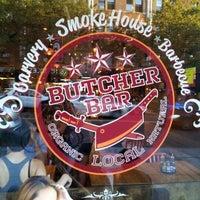 Photo taken at Butcher Bar by David E. on 8/18/2012