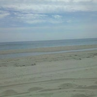 Photo taken at Brant Beach by Sue D. on 8/22/2012