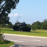 Photo taken at Fort Gordon by Angela B. on 8/16/2012