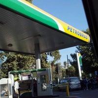 Photo taken at Petrobras by Macarena B. on 3/12/2012
