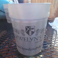 Photo taken at Llywelyn's Pub by Nathan E. on 7/28/2012
