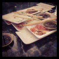 Photo taken at Ami Sushi by KellyAnne S. on 8/15/2012